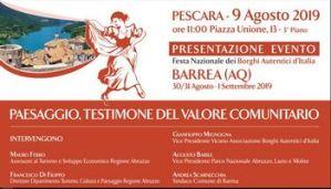Festa Nazionale dei Borghi Autentici d'Italia