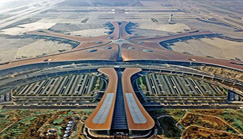 Cina, inaugurato l'aeroporto più costoso del mondo