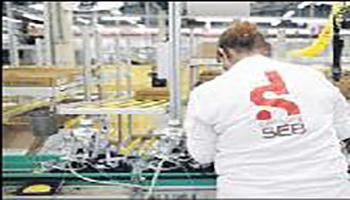 Francia, boom di elettrodomestici francesi in Cina