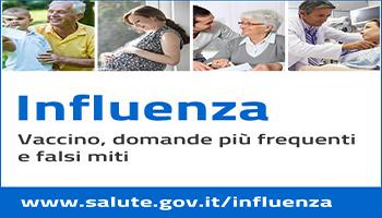 Stagione influenzale 2019-2020, al via vaccinazione e sorveglianza Influnet