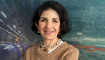 Fabiola Gianotti confermata alla guida del Cern