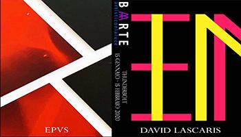 Epvs_David Lascaris   Thunderbolt   Borghini Arte Contemporanea
