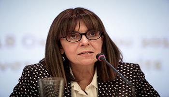 In Grecia eletta per la prima volta una donna alla presidenza della Repubblica: è Ekaterini Sakellaropoulou