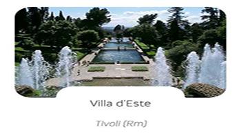 Villa d'Este|Tivoli