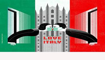 """<font color=""""#FF0000""""> RIPARTIRE <BR> <em/> Coinvolgere i connazionali all'estero nella ripartenza dell'Italia </em></font>"""