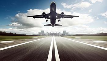 Istat, passeggeri trasporti aerei -85% a Marzo