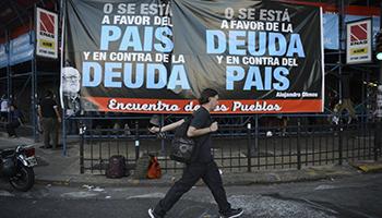 L'Argentina va verso un nuovo default, appello ai creditori