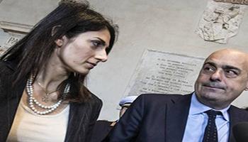 Roma, per l'acquisto del palazzo della Provincia indagati Raggi, Zingaretti e altri politici: danno da 90 milioni