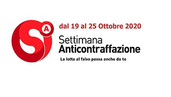 Prende il via, dal 19 al 25 ottobre, la Quinta edizione della Settimana Anticontraffazione
