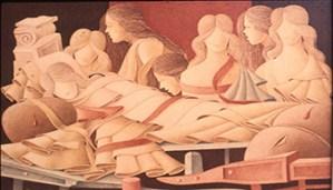 """Angiolo Mantovanelli, pittore e scenografo veneto ne """"La Magnifica Citade"""" – Mostra Retrospettiva"""