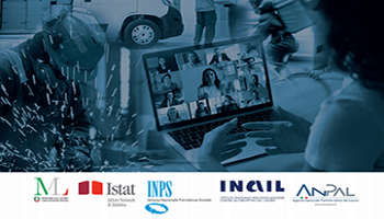 Mercato del lavoro 2020 rapporto annuale tra il ministero del lavoro, Inps, Inail, Anpal sull'occupazione