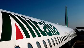 Alitalia, saltato lo stipendi di Marzo 2021, la Compagnia non ha i soldi e aspetta di incassare i ristori