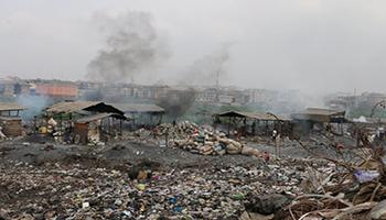 OMS, l'inquinamento è aumentato dell'8% sugli ultimi 5 anni