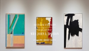 Sotheby's: American Visionary|The Collection Of Mrs. John L. Marion