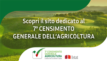 7° Censimento Generale Agricoltura