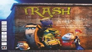 """Esposizione TRASH: la storia del film di animazione """"Trash – La leggenda della piramide magica"""""""