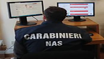 """Carabinieri NAS: contrasto al """"cybercrime"""" farmaceutico, 20 siti web oscurati"""