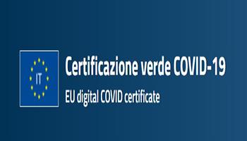 Certificazione verde COVID-19 EU digital COVID certificate Informazioni per gli operatori – App VerificaC19