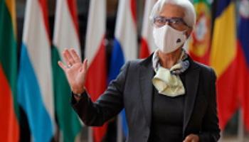 Lagarde, Pil pre-pandemia nel primo trimestre