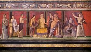 Pompei riapre la Villa dei Misteri e il Lupanare