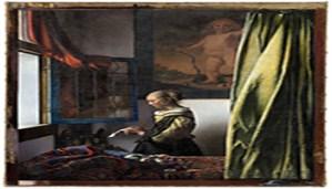 Johannes Vermeer. Dalla pausa