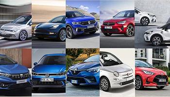 Auto più vendute in Europa-Dacia Sandero in testa nella classifica del mese di luglio 2021