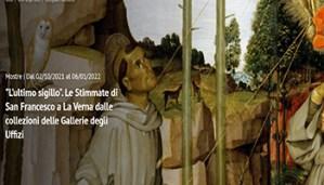 """""""L'ultimo sigillo"""". Le Stimmate di San Francesco a La Verna dalle collezioni delle Gallerie degli Uffizi"""