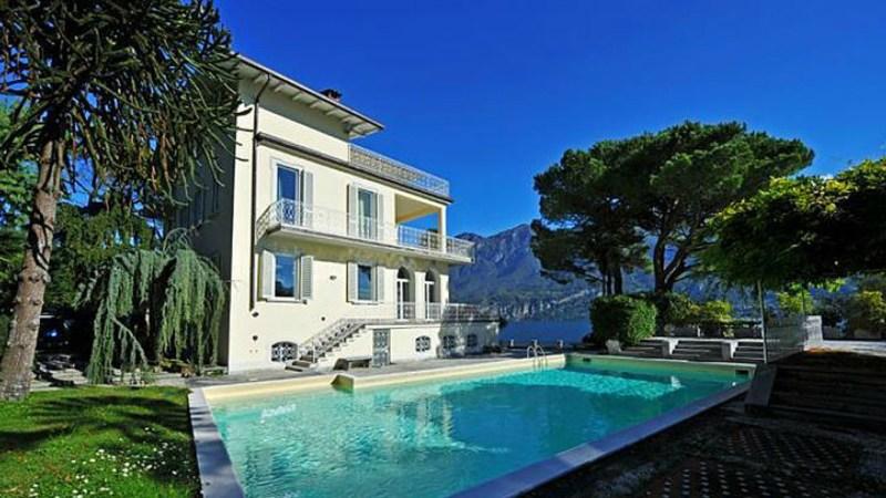 exclusive villa lake como