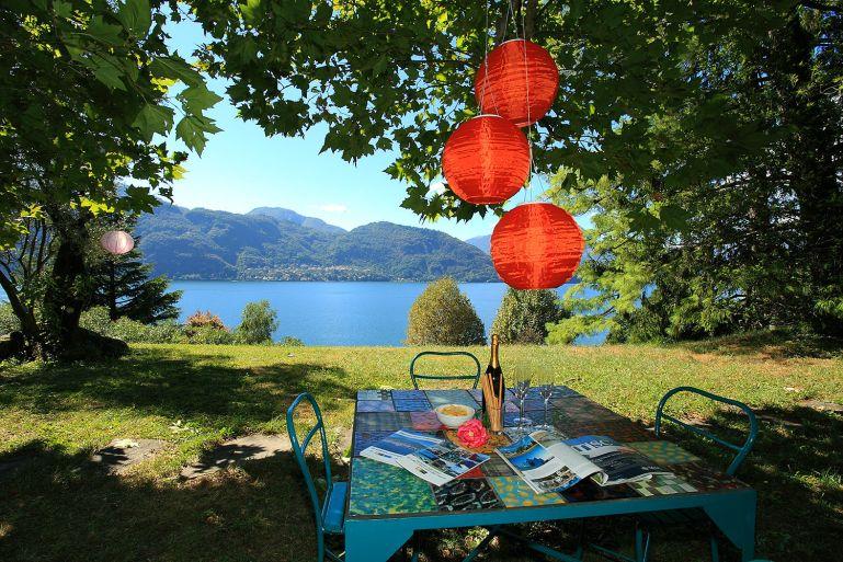 child-friendly villa lake como