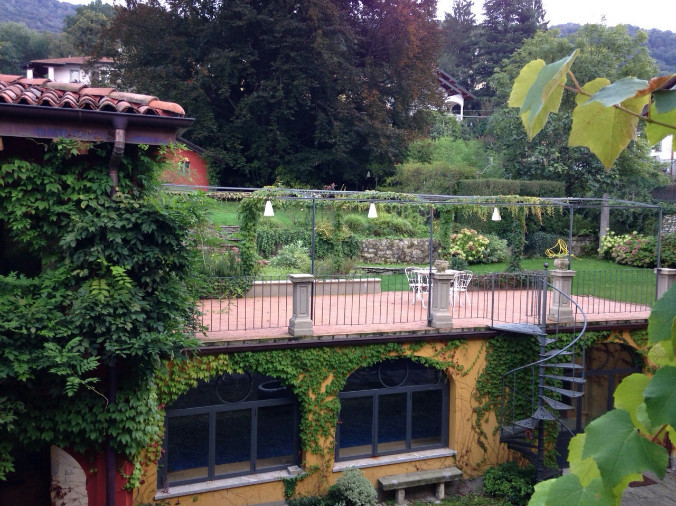 holiday home lake maggiore