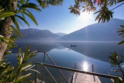 holiday villa lake lugano