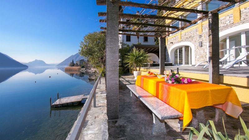 villa lake lugano