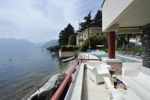holiday villa lenno