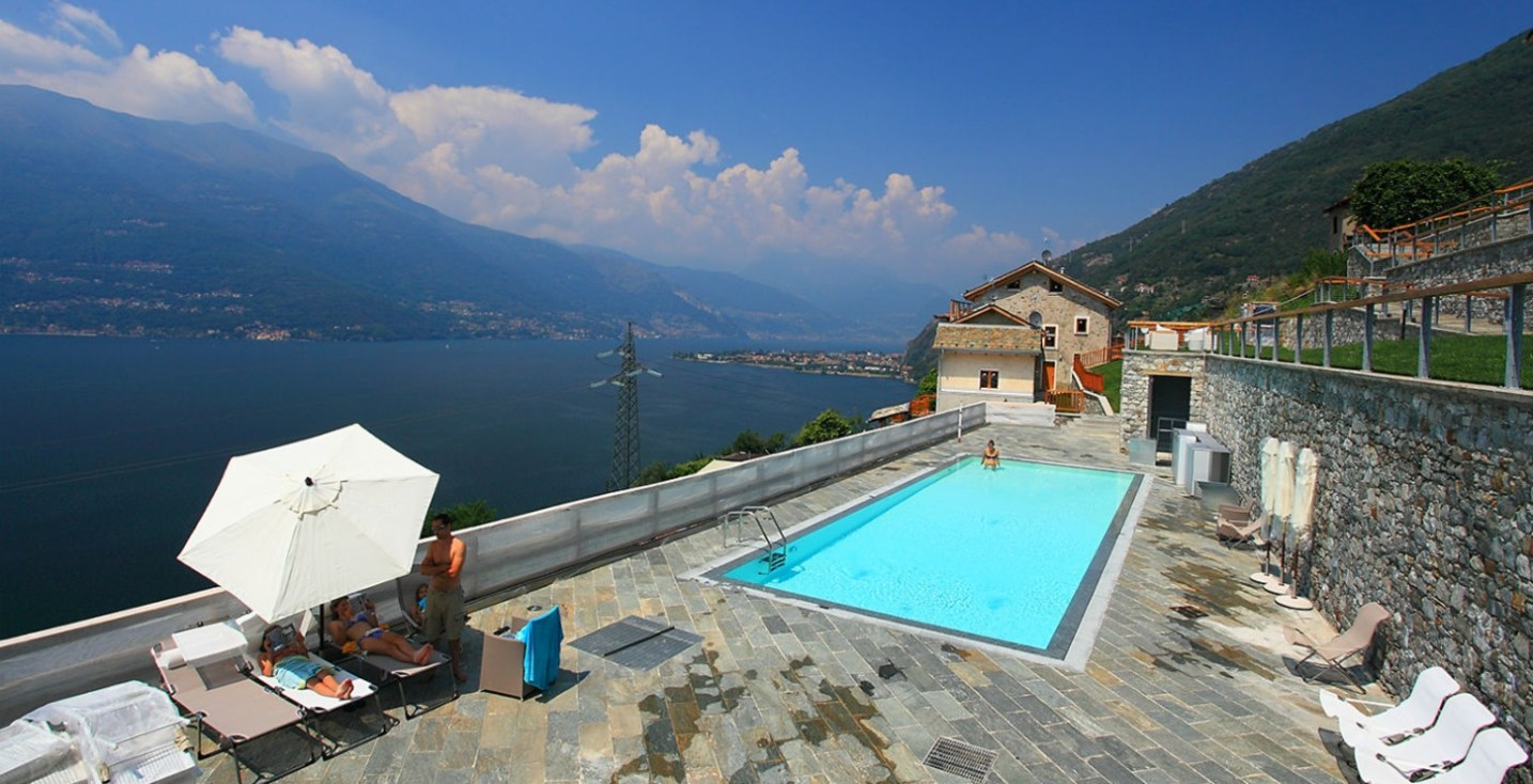 holiday home lake como