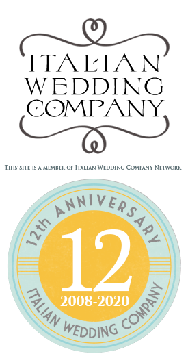 12th anniversary Italian Wedding Company network