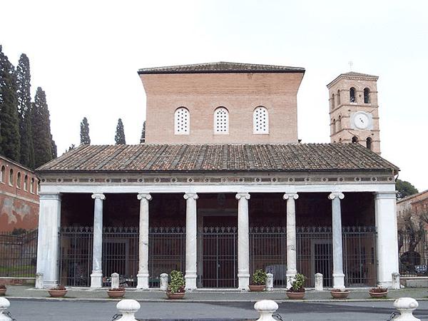 Basilica di San Lorenzo fuori le mura a Roma