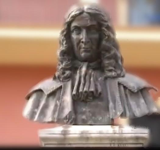 Gregorio Caloprese, busto a Scalea