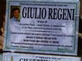 Regeni Funerali foto Gazzettino