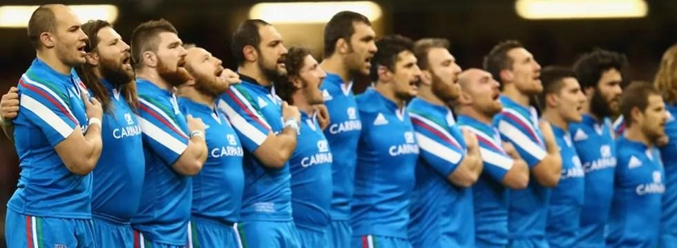 L'Italia al Sei Nazioni