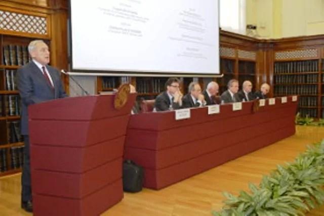 Corte dei conti Senato Bilancio
