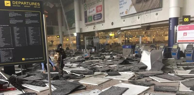 Terrorismo Bruxelles