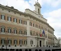 parlamento italiano Dl banche