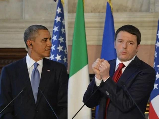 Terrorismo hannover Obama Renzi