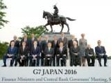 G7 ministri delle finanze banchieri centrali Sendai in Giappone