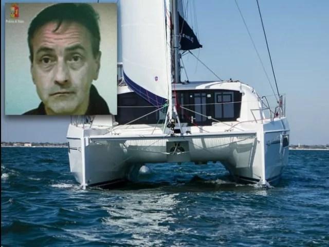 Il killer del catamarano