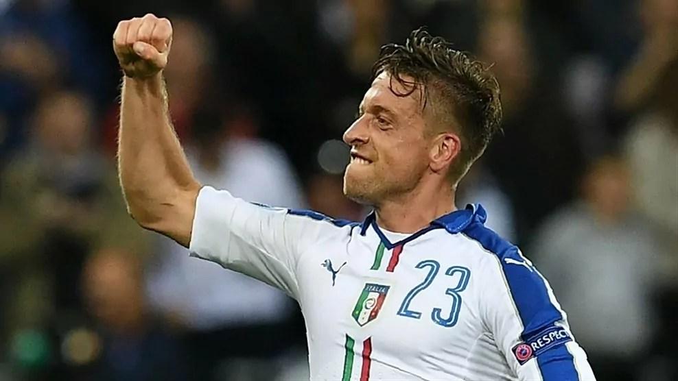 Euro2016 Giaccherini Belgio Italia
