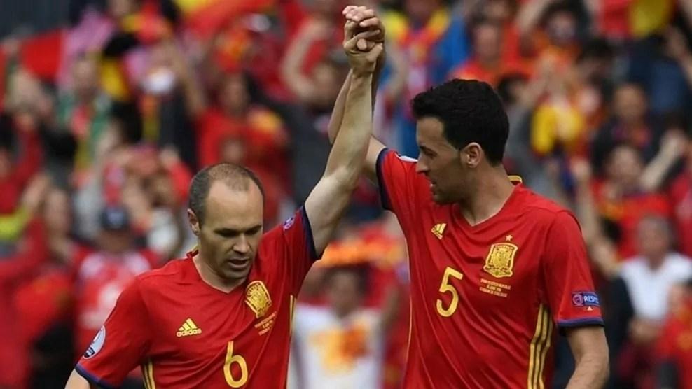 Euro2016, Spagna Repubblica Ceca