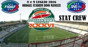 Italian Bowl Football Cesena logo