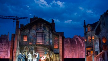 Jacopo Sipari di Pescasseroli Gran teatro di Puccini Bohème