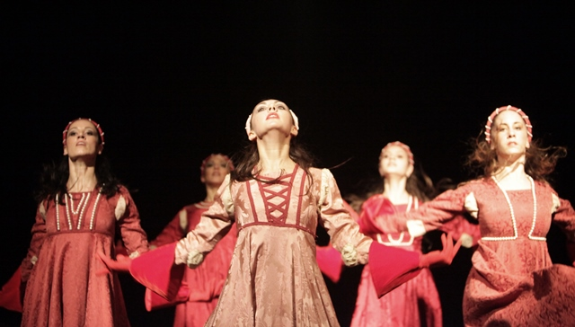 Il Balletto del Sud porta alla Versiliana i Carmina Burana